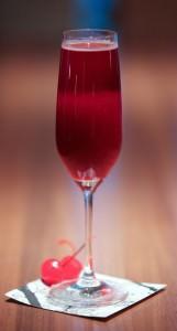 The Sakura cocktail