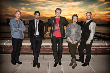 Laurie Anderson and The Kronos Quartet.