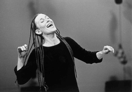 Meredith Monk. Photo courtesy of Jewish Currents.