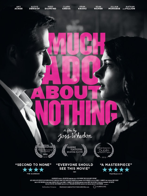 Movie review of Much ado about nothing - Australian
