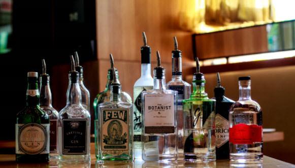 Central's Gin Program.