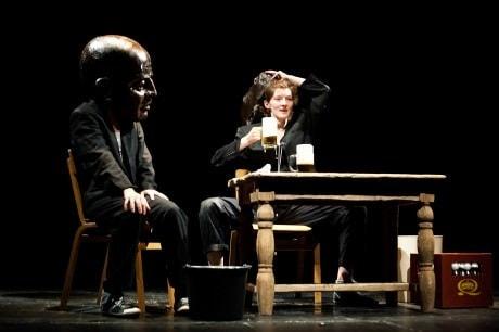Miřenka Čechová and Jindriska Krivankova. Photo courtesy of Michal Hančovský.