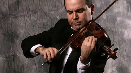 Violinist Leonid (Leo) Sushansky.