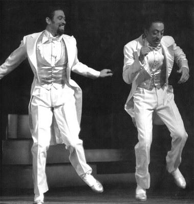 Maurice and Gregory Hines.