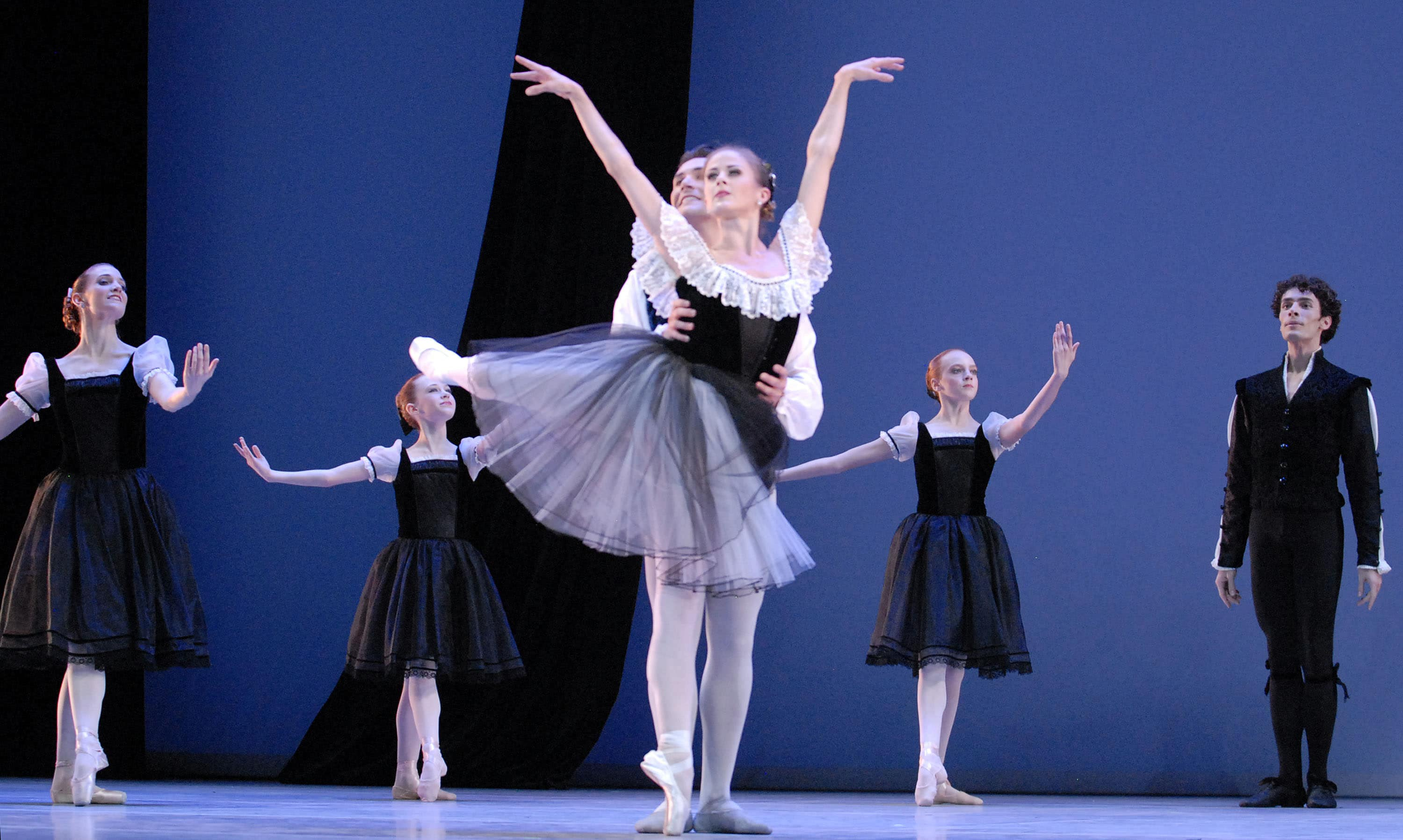 Suzanne Farrell Ballet at The Kennedy Center by Carolyn Kelemen - DC Metro Theater Arts