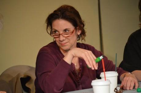Roxanne Stone (Margaret). Photo by Brendan Murray.