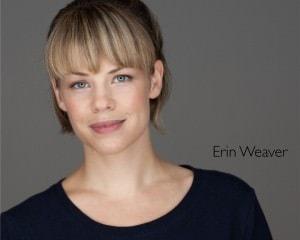 Erin Weaver.