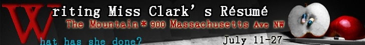 Writing Miss Clark's Resume banner ad