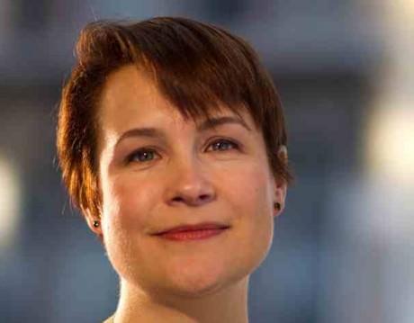 Director of Dead & Breathing- Kristin Horton