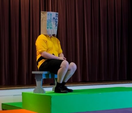 Charlie Brown (Joseph Rolandelli). Photo by Brighter Futures Photography.