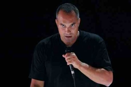 'Rodney King' by Roger Guenveur Smith. Photo by Patti McGuire.