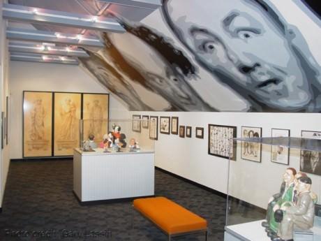 3rd Floor Gallery. Photo by Gary Lassin.