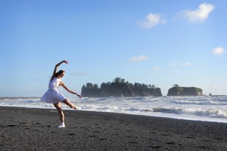 Pacific Northwest Ballet. Photo courtesy of Wolf Trap.