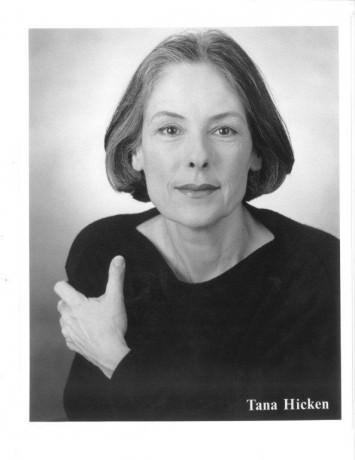 Tana Hicken. Photo courtesy of Tana Hicken and Studio Theatre.