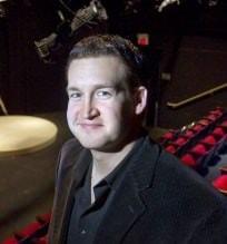 NextStop Theatre Company's Artistic Director Evan Hoffman.