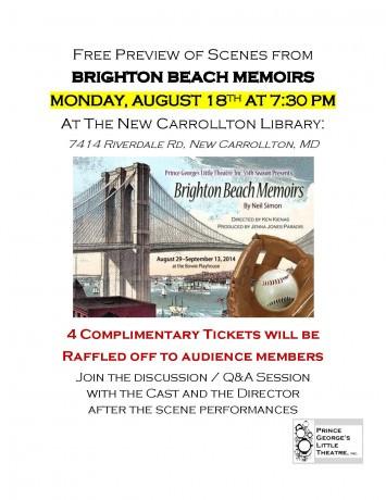 PGLT Brighton Beach Memoirs - FREE Preview next Mon. Aug. 18-page-001