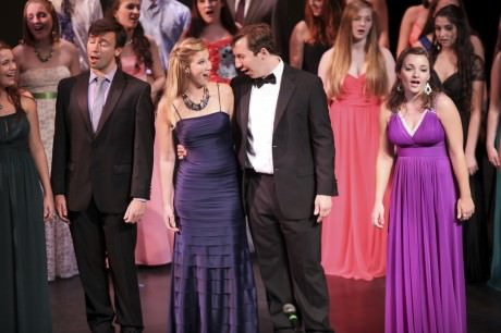 Last year's Summer Concert. Photo by Jenna Miller.