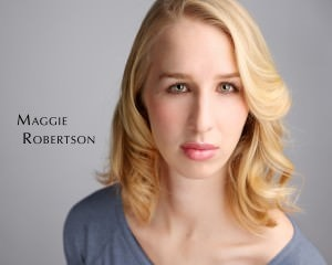 Maggie Robertson (Dani's Mother).  Photo courtesy of Unexpected Stage Company.