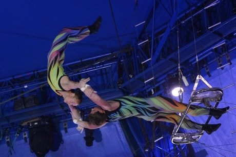 Aniskin Troupe. Photo courtesy of Big Apple Circus.