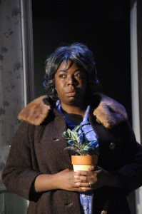 Theresa Cunningham (Mama). Photo courtesy of Compass Rose Theater.