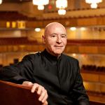 Christoph Eschenbach. Photo courtesy of The Kennedy Center.