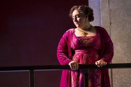 Christine Goerke (Florencia). Photo by Scott Suchman.