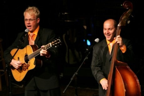 Dailey & Vincent. Photo by Samuel M. Simpkins/The Tennessean.