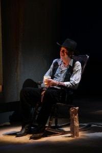 Marty Lodge as Old Man. Photo by Danisha Crosby.
