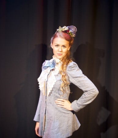 Alice Nutting (Edwin Drood). Photo by Autum Casey.