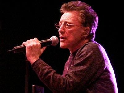 Frankie Valli. Photo courtesy of Frankie Valli's website.