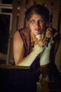 Zoe Kanter in 'Vanishing Point.' Photo by Spencer Grundler (Spencergrundler.com).