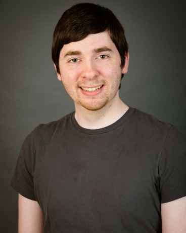 Patrick Graham (Linus). Photo by Traci J. Brooks Studios.