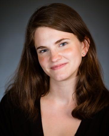 Nina Jankowicz (Sally). Photo by Traci J. Brooks Studios.