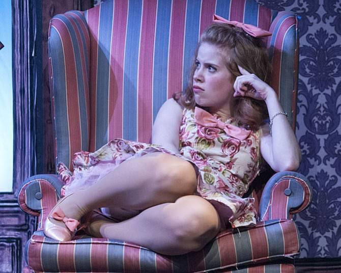Megan Graves. Photo by Teresa Castracane.
