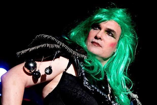 Lucrezia Blozia.  Photo courtesy of Chris Griffin.