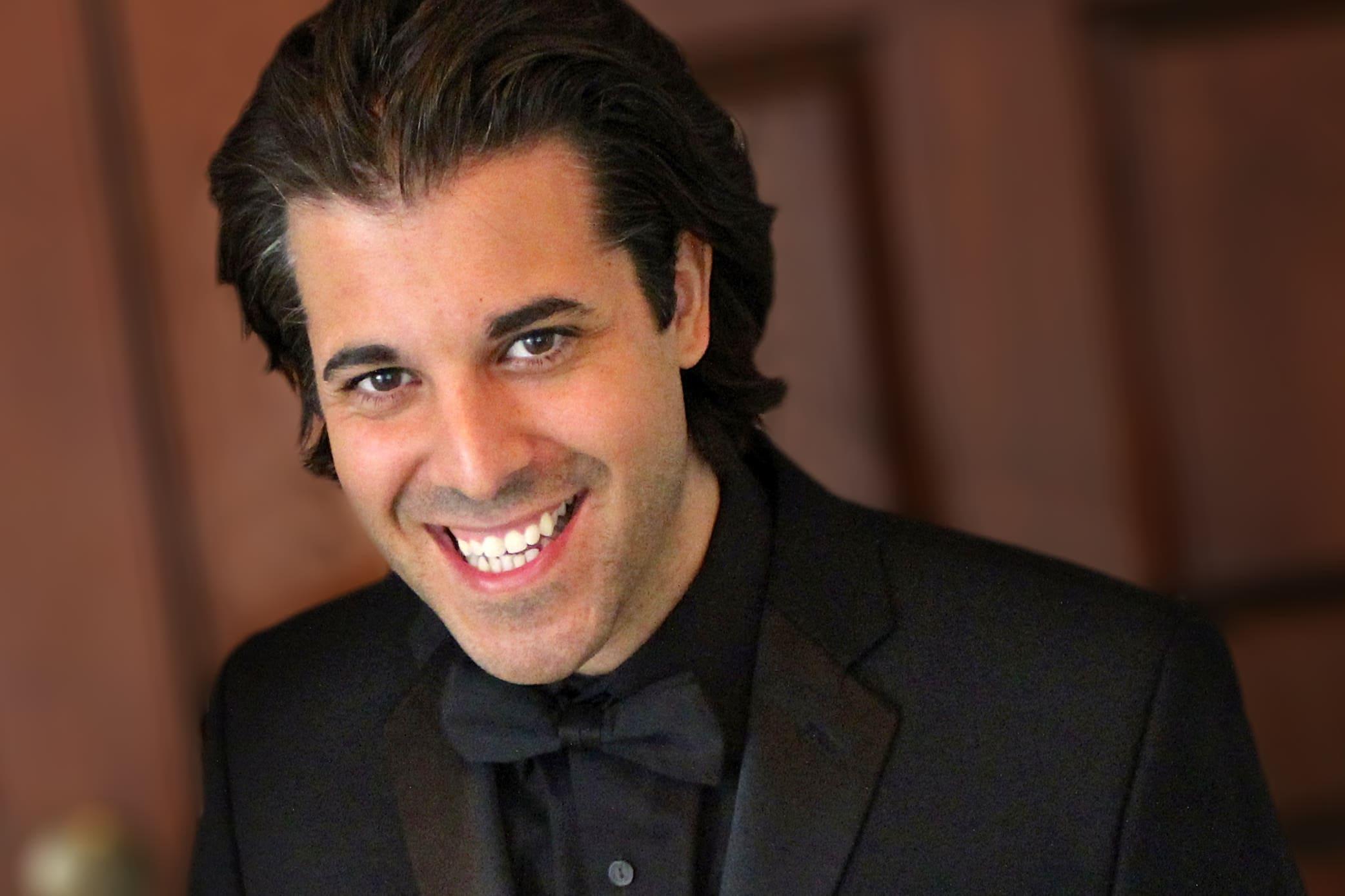Music Director Kristofer Sanz.