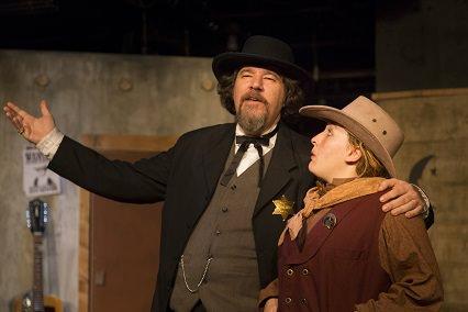 Tom Majarov and Caitlin Joy. Photo by Joe Williams.