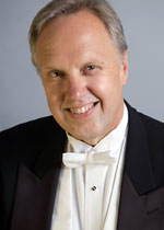 Chorale Artistic Director Stan Engebretson. Photo courtesy of The National Philharmonic.
