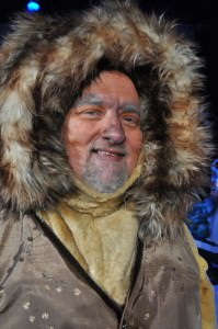 Bill Fleming (Aslan). Photo by Chip Gertzog.