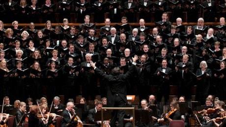 The Washington Chorus.