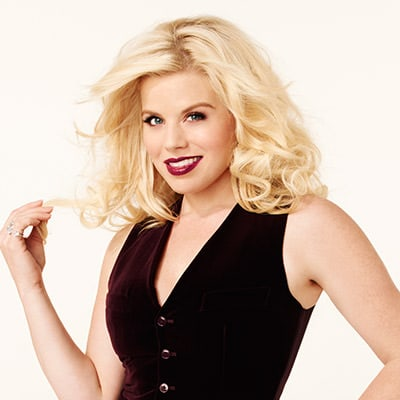 Megan Hilty. Photo courtesy of The Kennedy Center.