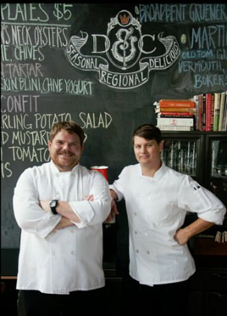 Phillip Perrow and Caleb Shriver of Dutch & Company.