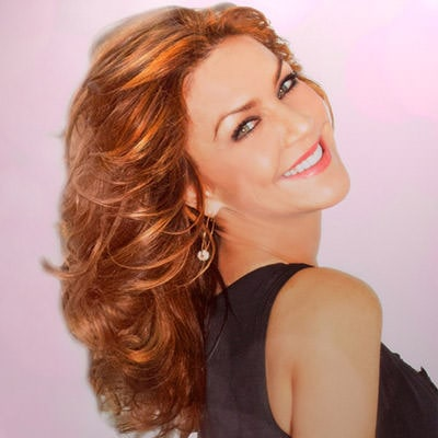 Andrea McArdle. Photo courtesy of The Kennedy Center.