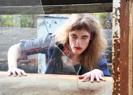 Rachel Hynes (as Regina). Photo by Photos By Kintz.