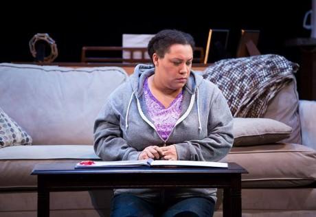 Deborah Nansteel as Penny. Photo by Scott Suchman.