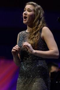 Jessica Niles  (Voice). Photo credit Jason Koerner.