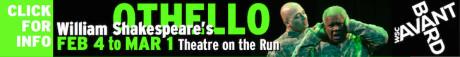 Othello banner ad 728x90