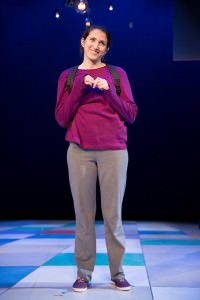 Dylan Silver (Caitlin). Photo by Scott Suchman.