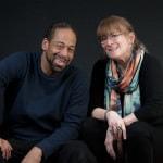 Carolyn Griffin and Thomas W. Jones II. Photo courtesy of MetroStage.