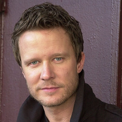 Will Chase. Photo courtesy of The Kennedy Center.